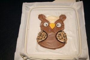 Owl Softie 11