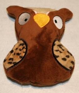 Owl Softie 15