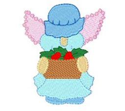 Sunbonnet Angels 5