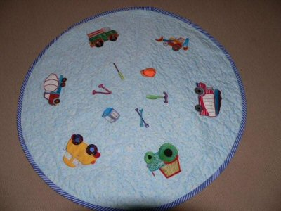 Caroles Toy Mat