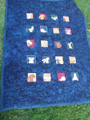 Kathys Spring Moments Quilt