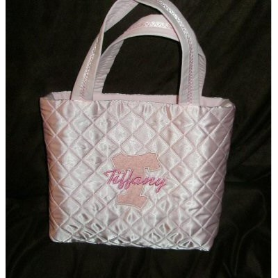 Kates Kids Applique Quilted Tote