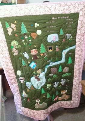 Betty Camping Quilt