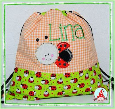 Fran Ladybug Bag