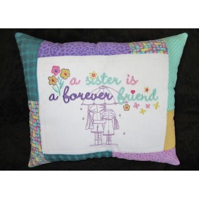 Lyn Forever Friends Cushion
