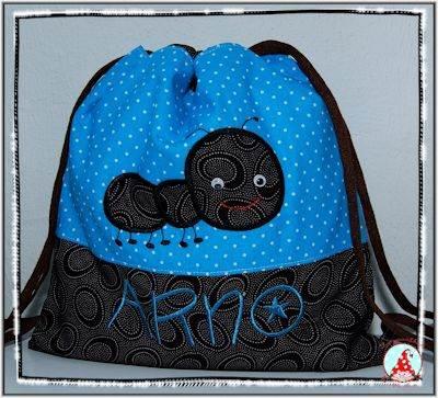 Fran Bird N Bugs Tote Bag Apr 16