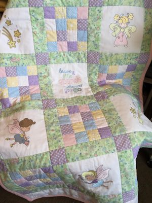 Kathy Fairy Love Quilt Dec 15