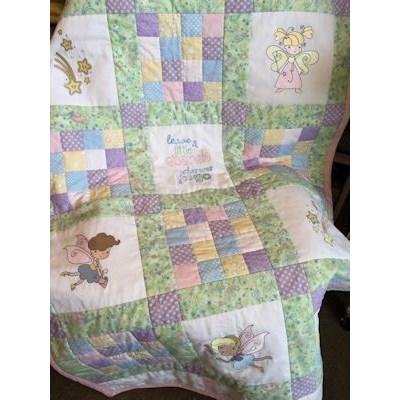 Kathy Fairy Love Quilt Dec 15