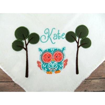 Kate Forest Animals Applique Dec 15