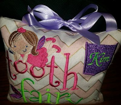 Kathy The Tooth Pillow Dec 15