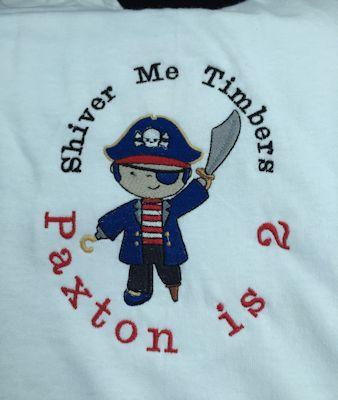 Paula Pirates Life Shirt