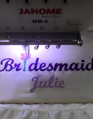Jodies Bridesmaid