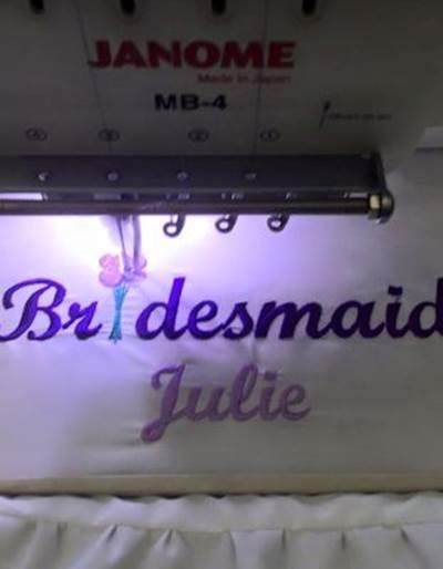 Jodies Bridesmaid