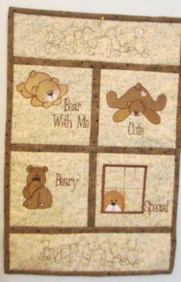 Carole Berry Special Quilt