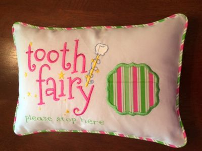 Carolyn The Tooth Tooth Fairy Pillow Cases