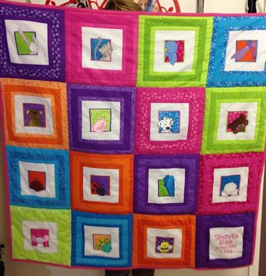 Karen Little Moment Quilt
