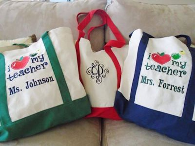 Melodie School Sentiments Bags