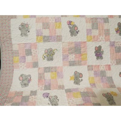 Wendy Little Jumbo and Little Nellie Quilt