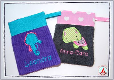 Fran Ocean Creatures Applique Projects - Jul 17