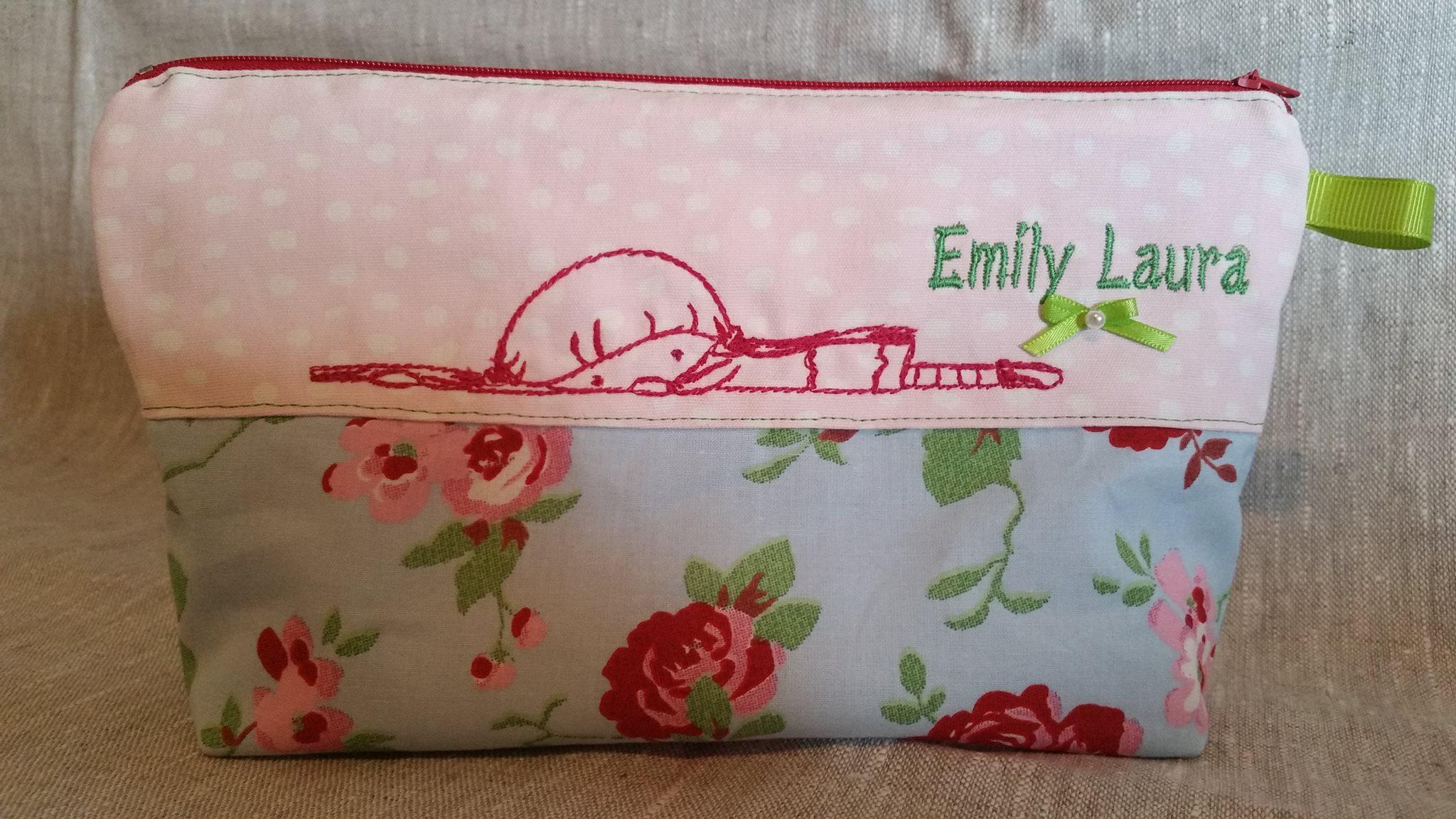 Emira Ambers World Quillow and Bag Jun 16