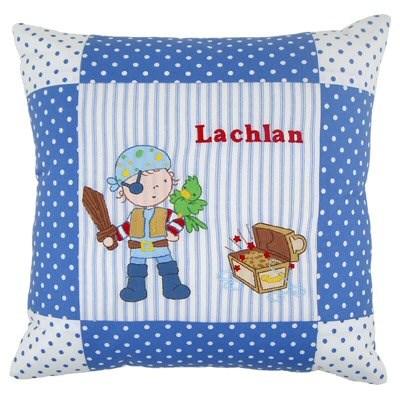 Jackies Pirates Ahoy Cushion