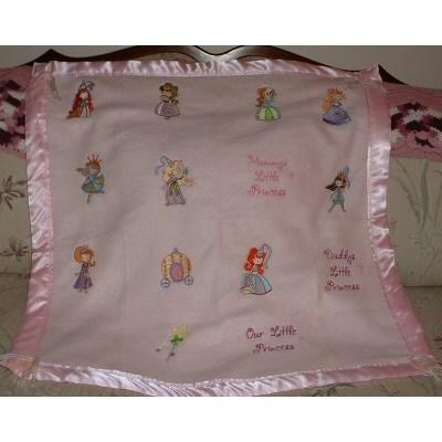 Peggy Lous My Fair Princess Blanket