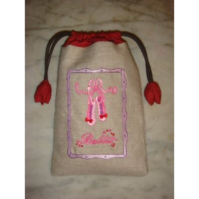 Lisa Ballet Slippers Pouch