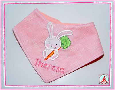 Fran Snuggle Bunnycup Kerchief Mar 16