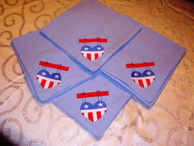 Enis Fourth of July Projects
