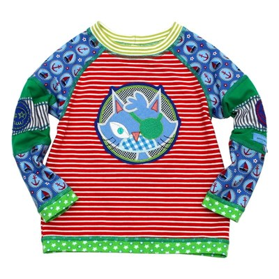 MyNata Tweens Applique Shirt Oct 16
