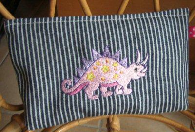 Florence Dino-Rawhs Bag