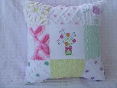 Cherries A Cute Easter Pillow