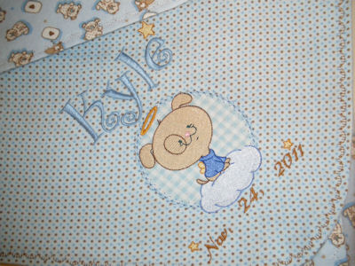 Lyns Cuddle Me Critters Blanket