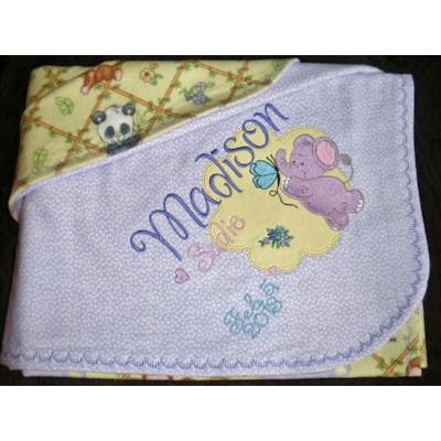 Lyns Little Nellie Blanket
