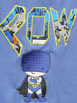 Stephanies Superhero T-Shirt