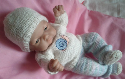 Petra Doll Jumpers