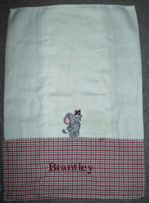 Jans Little Jumbo Burp Cloth