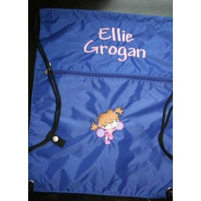 Kerrys Cheerleaders Backpack