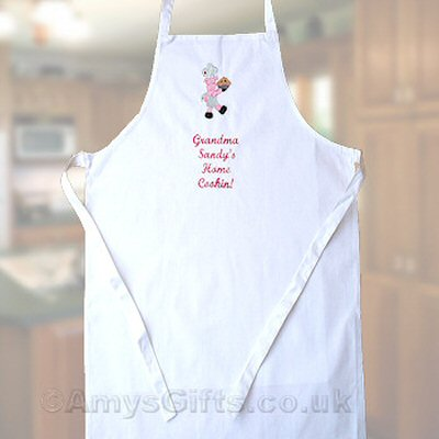 Lauras Kitchen Piggies Apron