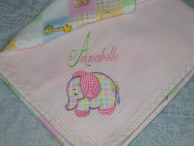 Lyns Sweet Inspirations Baby Blanket