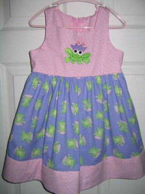Lyns My Princess Dress