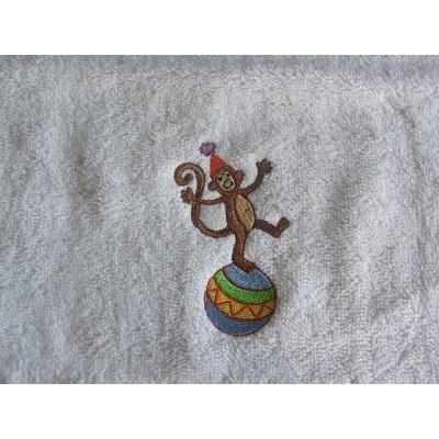 Alisons Circus Towel