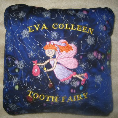 Beths Tooth Fairy Pillow