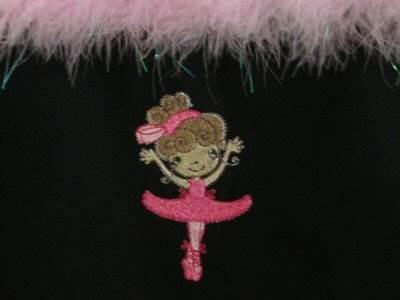 Pams Ballet Cuties Ballet Bag