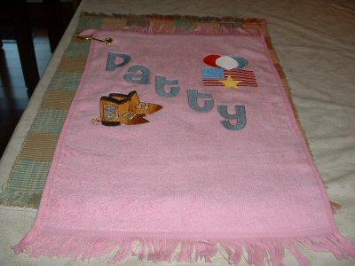 PeggyLous Towel