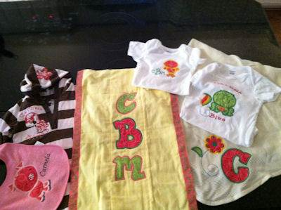 Beths Applique Projects