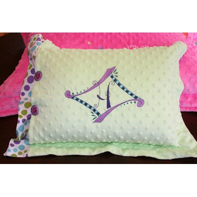 Farols Fun Frames and Borders Pillow