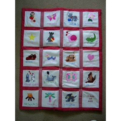 Melissas Variety Quilt