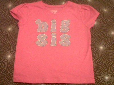Tammies Big Sis Shirt