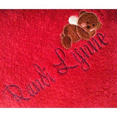 Alicias Fairy Bears Towels